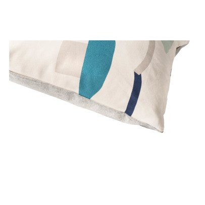 Ferm Living Kids Coussin Seaside en coton organique -listing