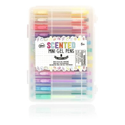 Smallable Toys Mini Gel Pens - Set of 24-listing