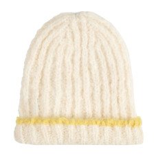 product-The Animals Observatory Yellow Stripe Squirrel Beanie