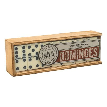 Professor Puzzle Jeu de dominos Multicolore-listing