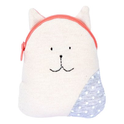 Smallable Toys Cat Zip-Up Pouch-listing