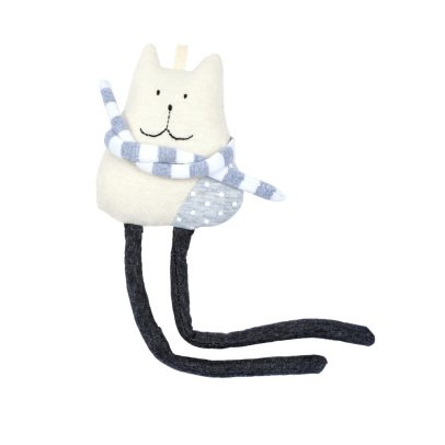 Smallable Toys Doudou à accrocher Chat-listing
