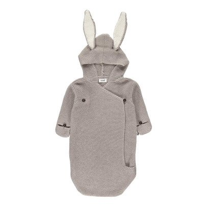 Oeuf NYC Rabbit Knitted Sleeping Bag-listing