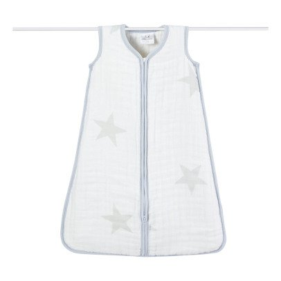 aden + anais  Grey Star Cosy Sleeping Bag-listing
