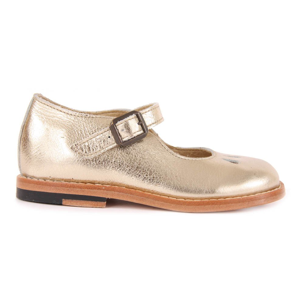 June Iridescent Leather Mary Janes-product