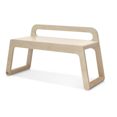 Rafa Kids Bench with Back-listing