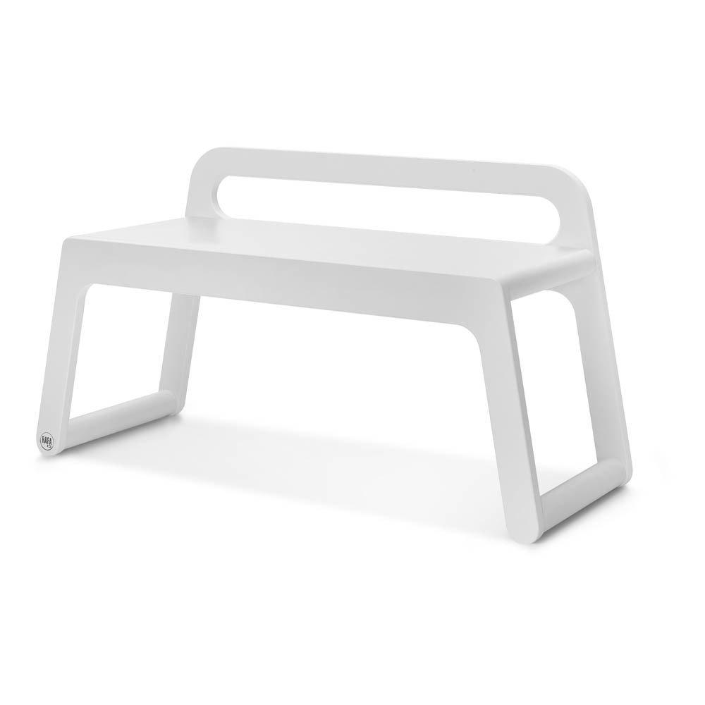 Panchina con schienale Bianco Rafa Kids Design Bambino