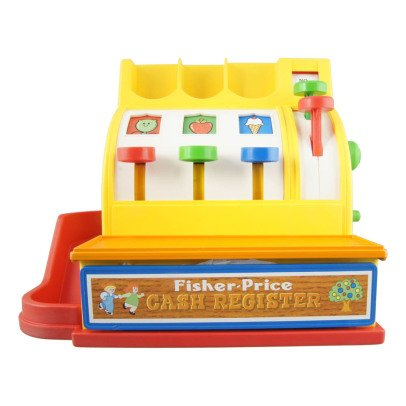 Fisher Price Vintage Cash Register - Vintage Remake-listing