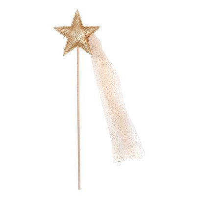 Mouche Fairy wand - Glitter star and mesh-listing