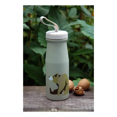 The Zoo Bear Water Bottle-listing