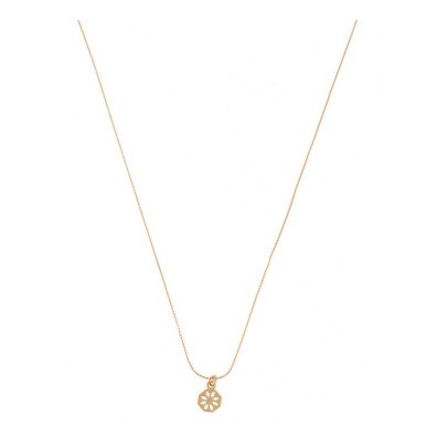 Titlee Bergen Gold Brass Necklace-listing