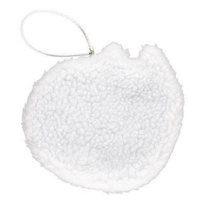 Sale - Fluffy Cat Large Pouch White - Keora Keora Keora Keora dDz2r
