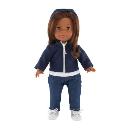 Corolle Ma Corolle - Blue Hooded Jacket 36cm-listing