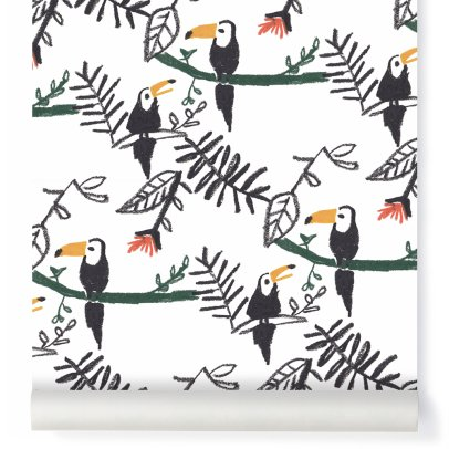 Nofred Toucan Wallpaper 10x0.53 metres-listing