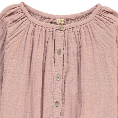 Numero 74 Naia Long Sleeve Blouse Dusty Pink-listing