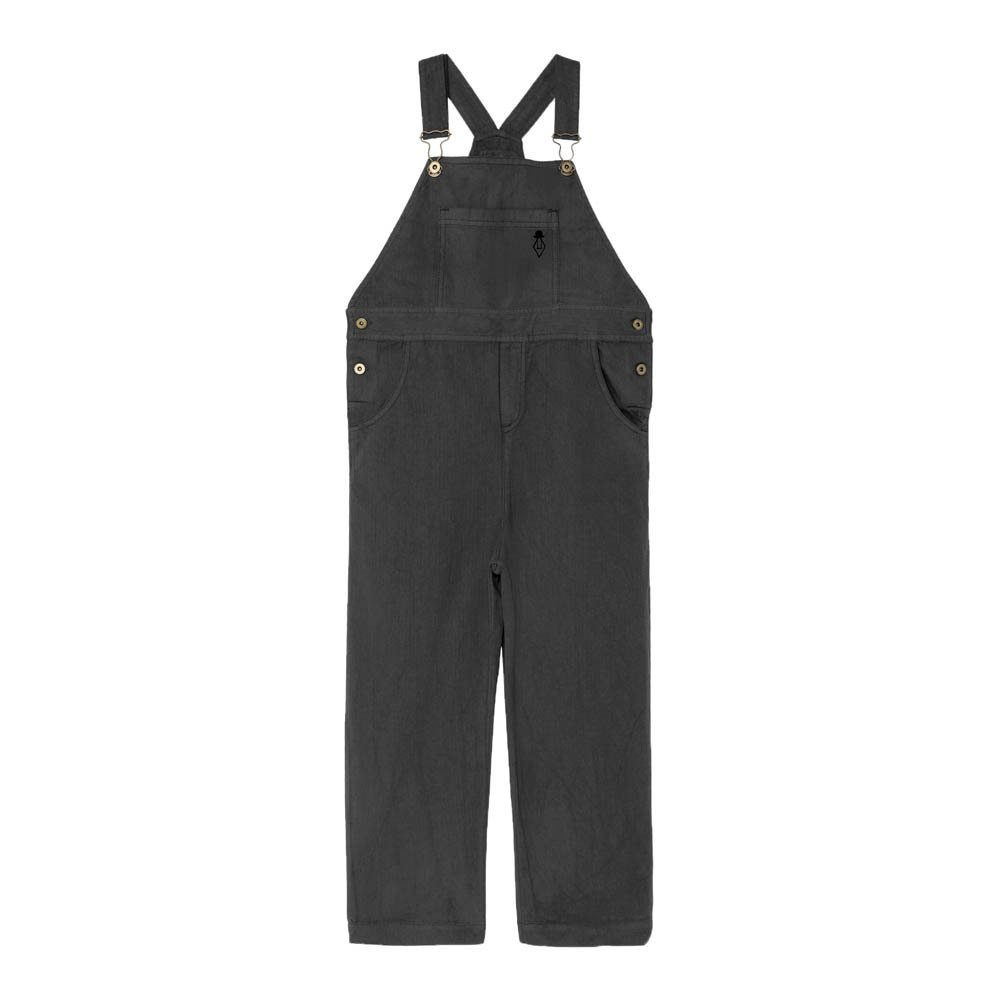 Sale - Miner Apple Denim Dungarees - The Animals Observatory The Animals Observatory Discount Best Store To Get ABRkbLhGQY