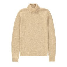 product-ANECDOTE Cleo Funnel Neck Jumper Ecru