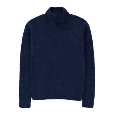 product-ANECDOTE Cleo Funnel Neck Jumper Royal blue