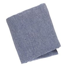 product-Linge Particulier Chambray Washed Linen Duvet Cover