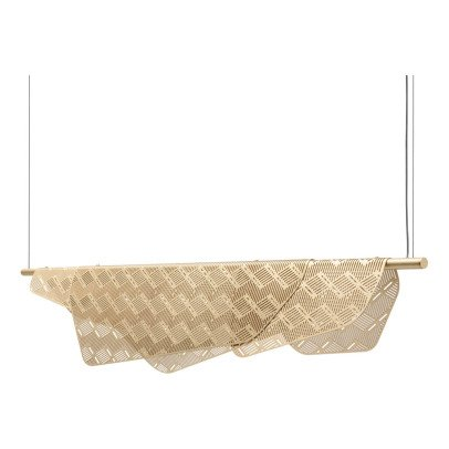 Petite friture Brushed Brass Mediterranea Ceiling Light 1m -listing