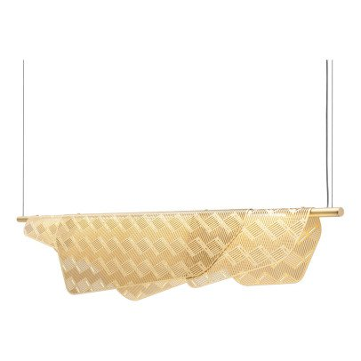 Petite friture Brushed Brass Mediterranea Ceiling Light 1m -product