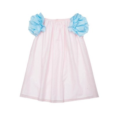 Paade Mode Robe Volants Epaules Laurel-listing
