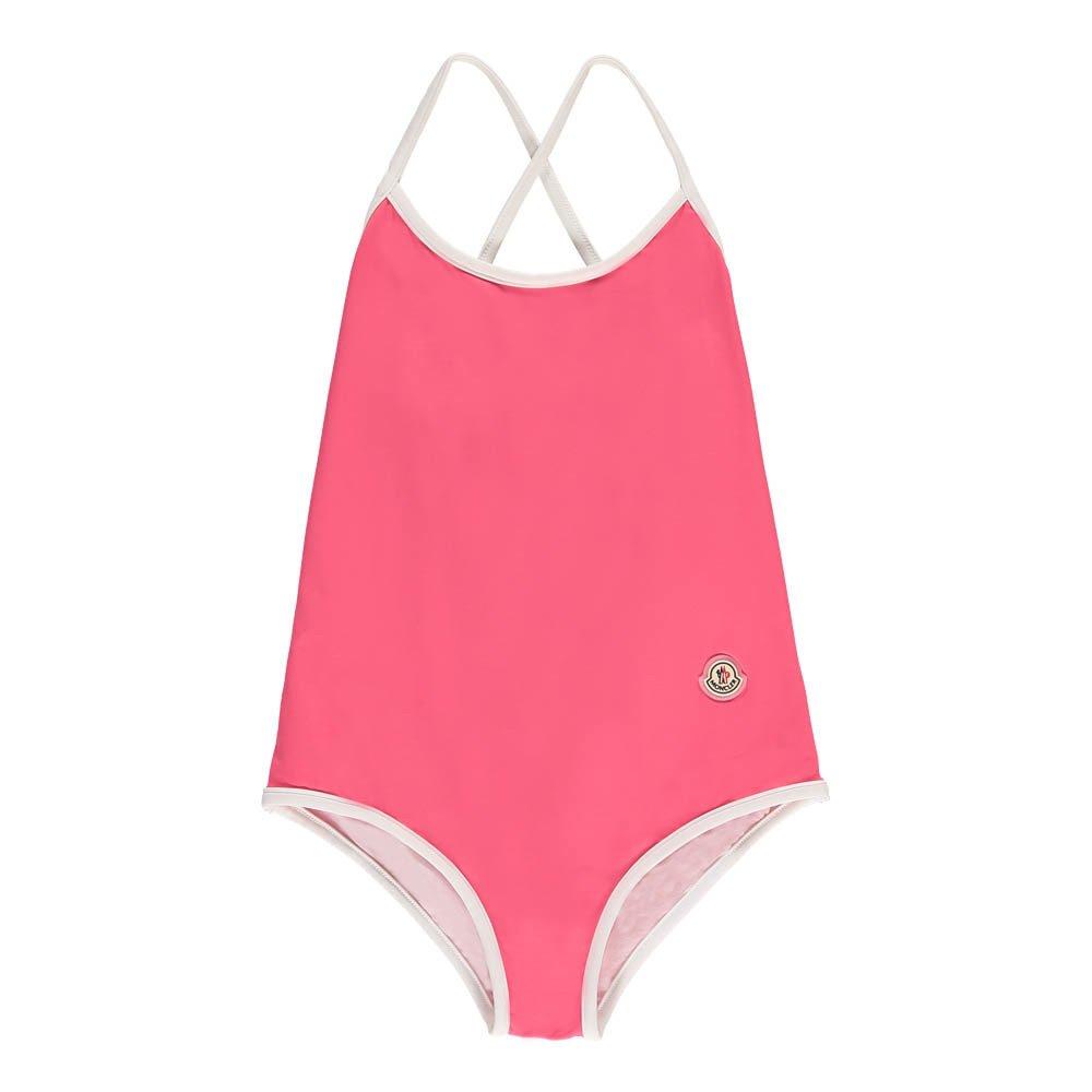 Ruffled 1 Piece Swimsuit Moncler Discount Outlet dhxhPcs4