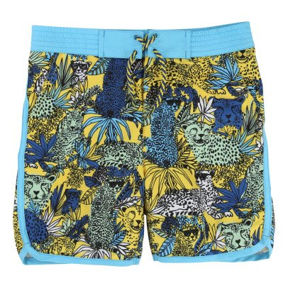 Jungle Swimshorts