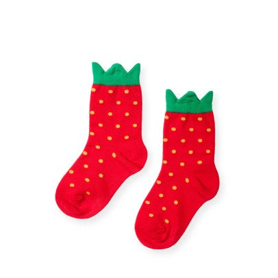 Hansel from Basel Strawberry Socks-listing