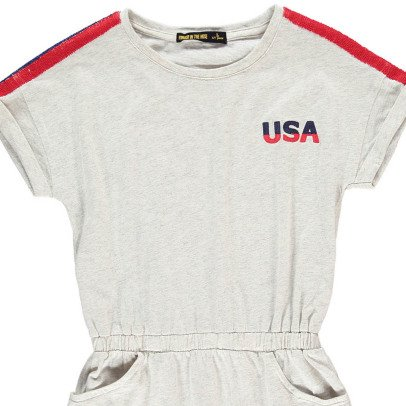 "Finger in the nose Robe Molleton ""USA"" School-listing"