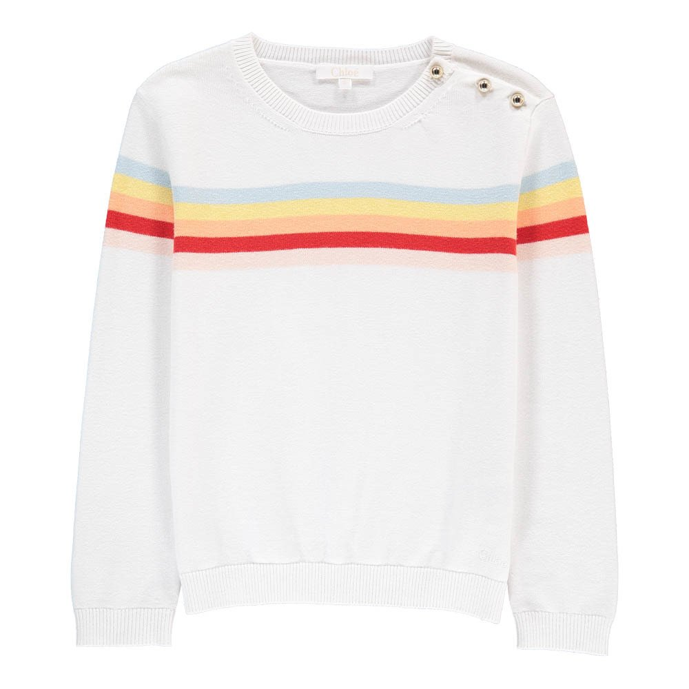 Rainbow Striped Jumper-product