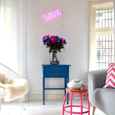 A little lovely company Lampe néon Love-listing
