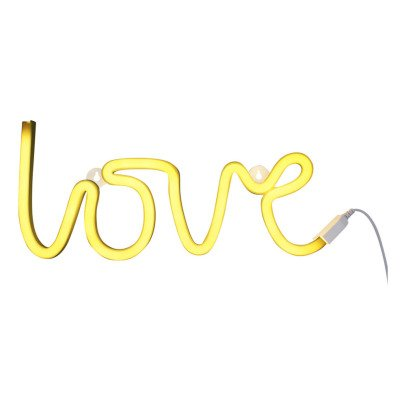 A little lovely company Lampada neon love-product