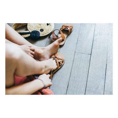 Bonton Leather Sandals-listing