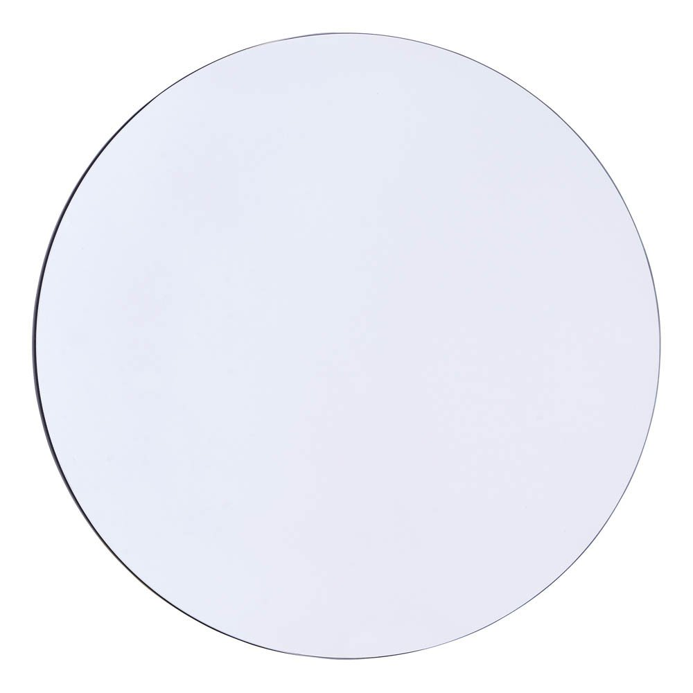 Miroir rond 50 cm gris clair house doctor design adulte for Miroir design rond