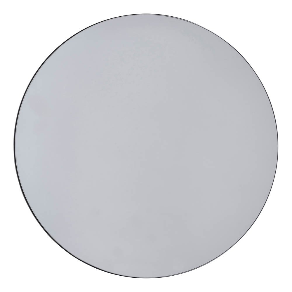 Miroir rond 50 cm gris house doctor design adulte for Miroir rond gris