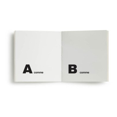 Supereditions French Alphabet Illustration Book-listing