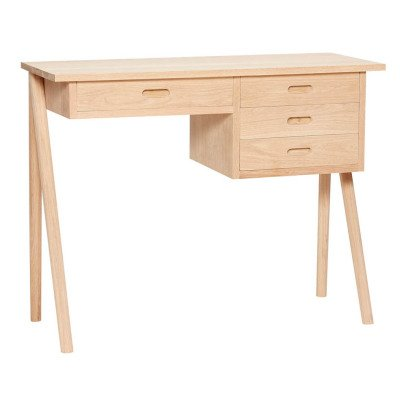 Hübsch 4 Drawer Desk-listing
