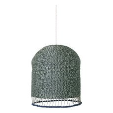 product-Ferm Living Kids Wicker Ceiling Light
