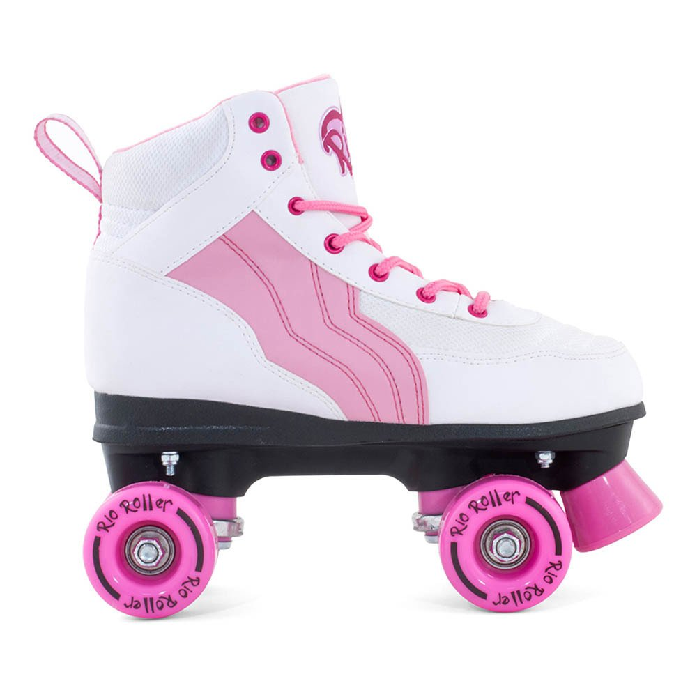 Rollerblades And Toys : Pure roller skates pink rio toys and hobbies teen