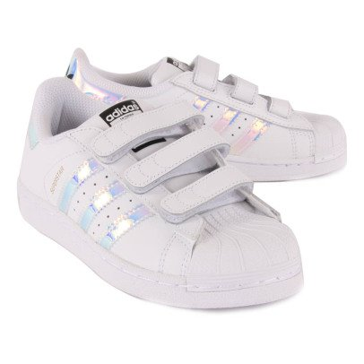Adidas Iridescent Superstar Velcro Trainers-product