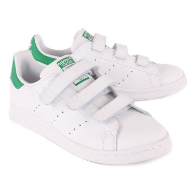 Adidas Baskets Cuir 3 Scratchs Stan Smith-listing