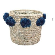 product-Rose in April Louis Pompom Basket D34cm