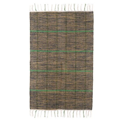 House Doctor Fringed Rug-listing