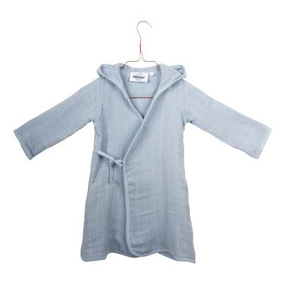 Moumout Pépin Honey Comb Kimono Dressing Gown-product