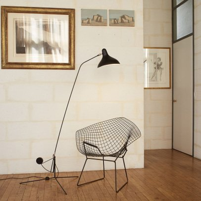 DCW Editions BS1 Floor Lamp with Tripod Base-listing
