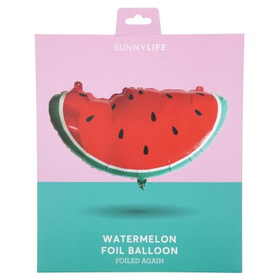 Sunnylife Watermelon Inflatable Ball-listing