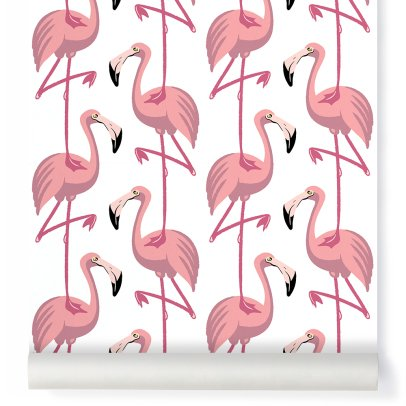 Papermint Tapete Flamingo Classic -listing