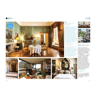 Monocle Rome Travel Guide-listing