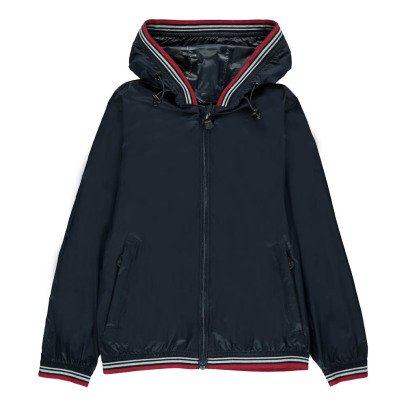 Jott Charlie Tricolour Hooded Windbreaker-listing